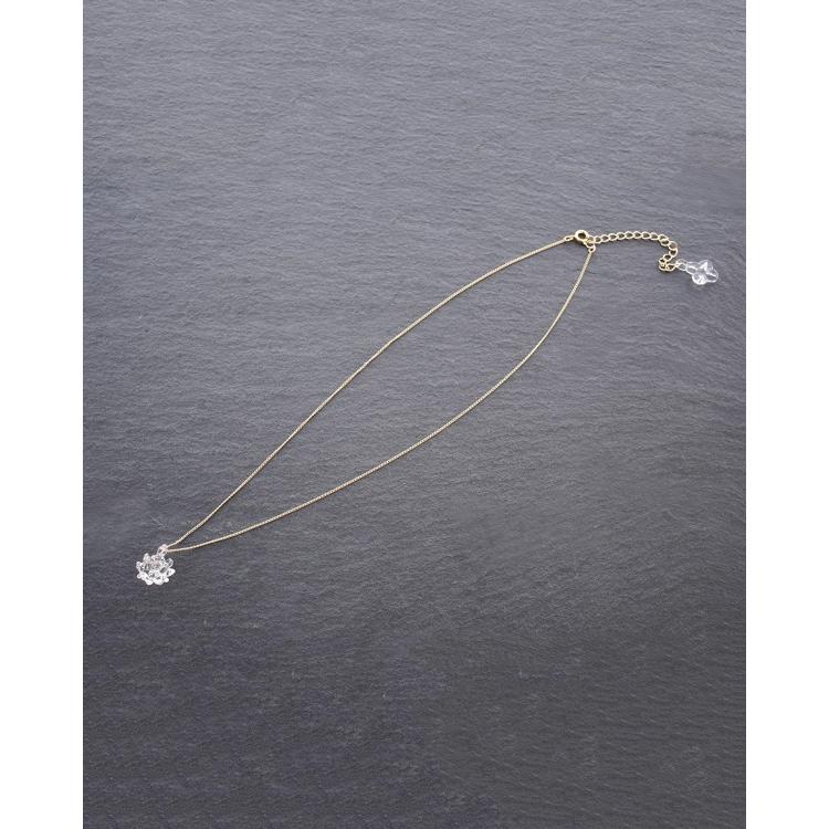 ネックレス  シロツメクサ|lwf-odaka|03