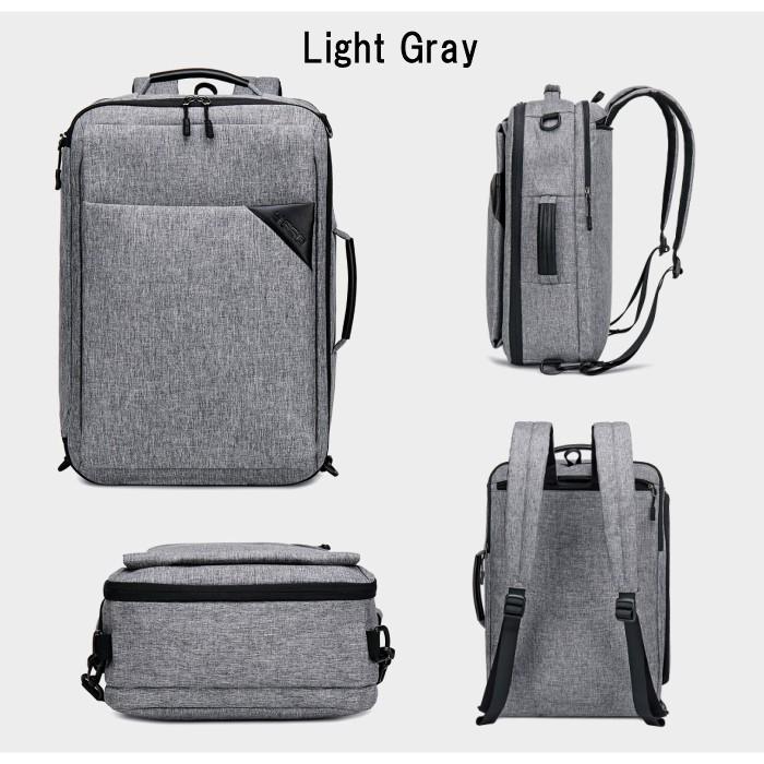 ビジネスリュック  3way ビジネスバッグ ブリーフケース リュックサック  大容量 バックパック カバン 鞄 バッグ メンズ  軽量  出張  A4  YESO 父の日 送料無料|lwinbag|05