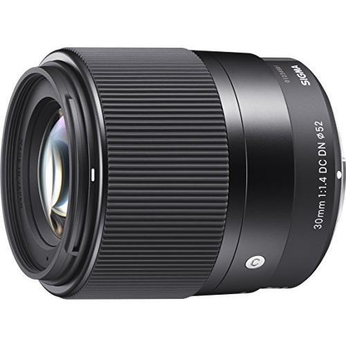 SIGMA 30mm F1.4 DC DN | Contemporary C016 | Sony Eマウント | APS-C/Super35