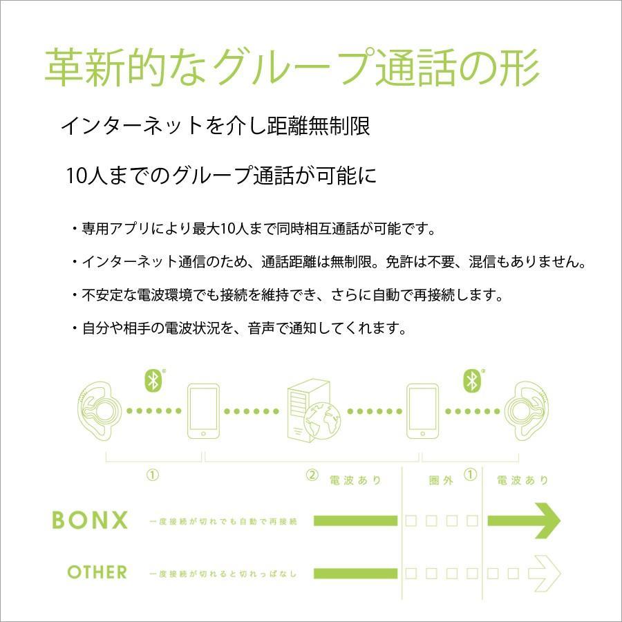 【送料無料】10人同時接続 距離無制限 遊びながら話せる エクストリームコミュニケーションギア BONX Grip アウトドア ヘッドセット m-and-agency 07