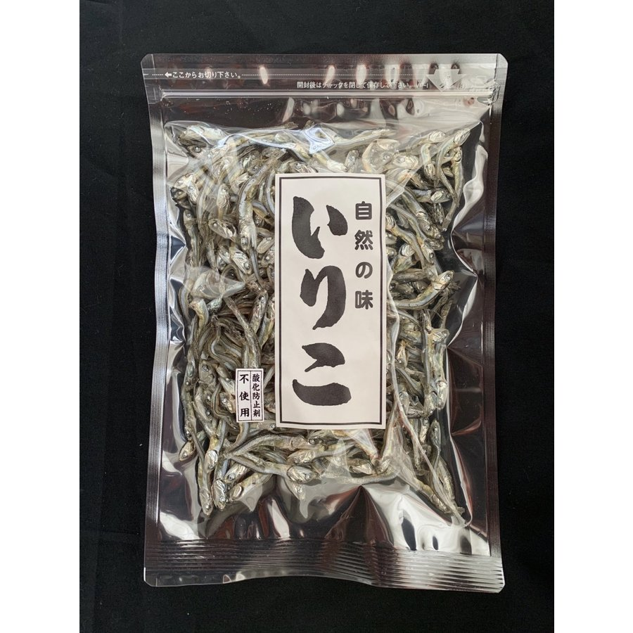 食べるソフトいりこ(150g)|m-enkangyo