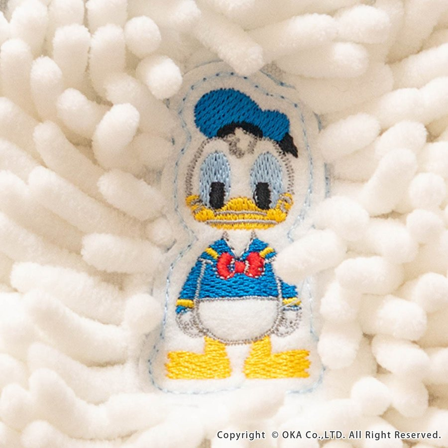 バスマット モールバスマット ディズニー フィッツ 約45×60cm マイクロファイバー ディズニー ミッキー ミニー くまのプー ドナルドダック disney オカ|m-rug|03