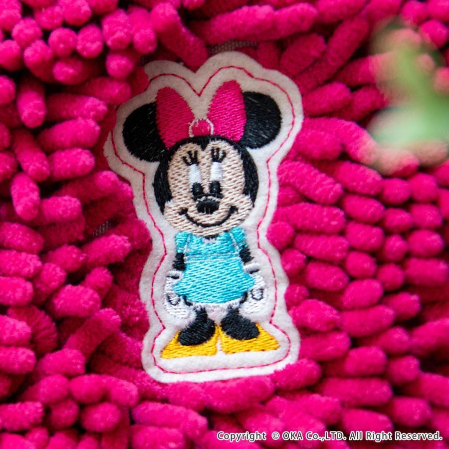 バスマット モールバスマット ディズニー フィッツ 約45×60cm マイクロファイバー ディズニー ミッキー ミニー くまのプー ドナルドダック disney オカ|m-rug|05