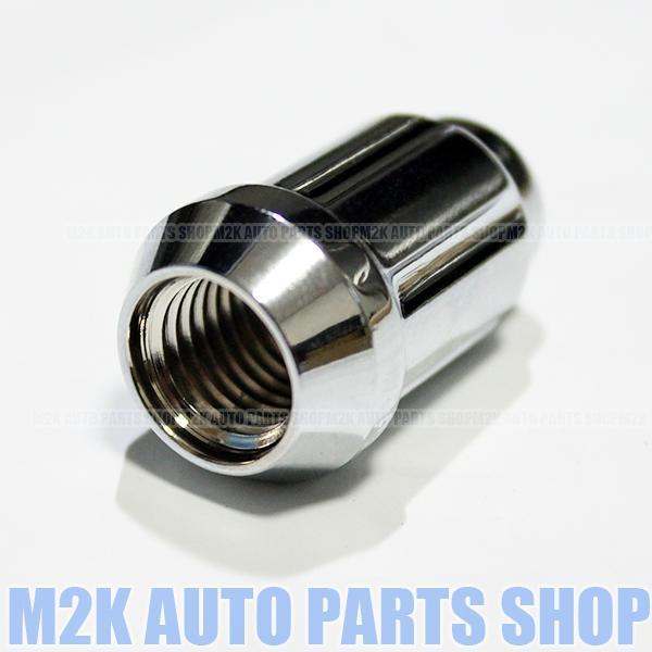 ロックナット M14x1.5 ホイールナット スリット スチール ナット 1個 17HEX 19HEX 21HEX P1.5 60°テーパー 袋ナット アルファロック|m2k|05