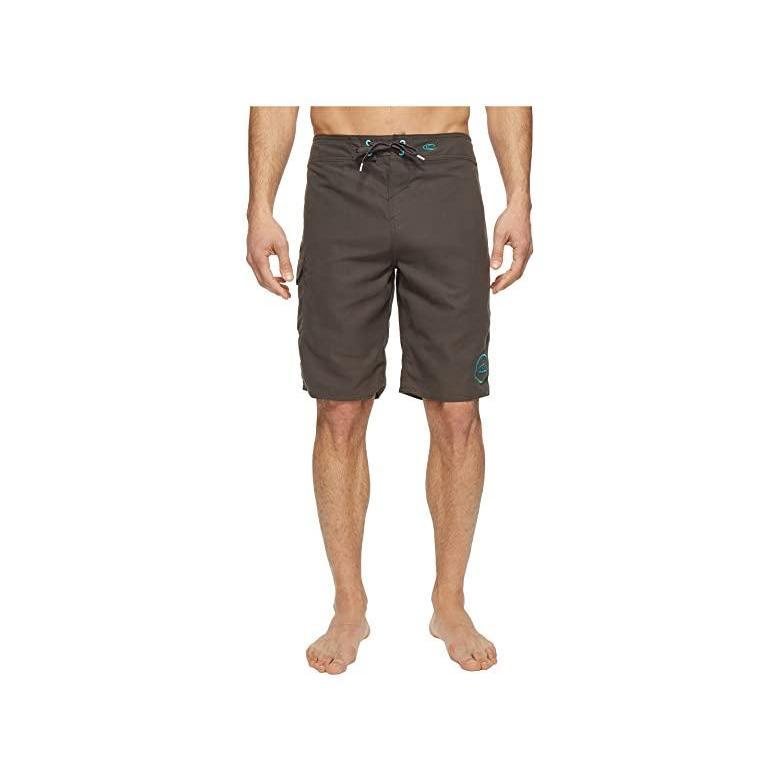 オニール O'Neill Santa Cruz Solid 2.0 Boardshorts メンズ 水着 海パン Asphalt