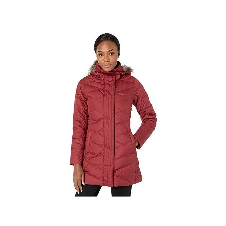 希少 黒入荷! マーモット Marmot Strollbridge Jacket レディース Coats & Outerwear Claret, アキシマシ 882295e1