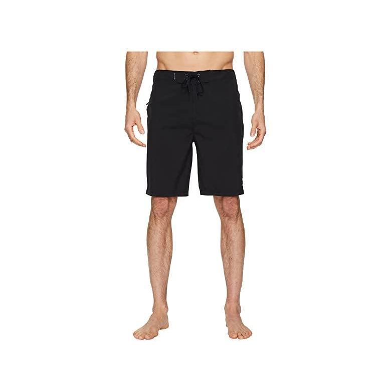ハーレー Hurley Phantom One Only 20 Stretch Boardshorts メンズ 水着 海パン 黒