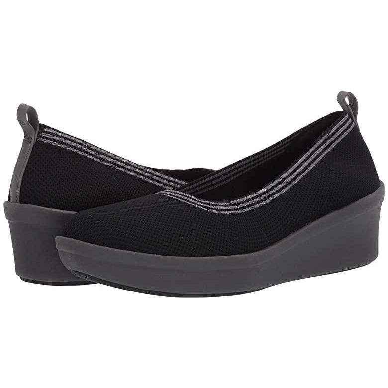 【おトク】 クラークス 靴 Clarks Step Textile スニーカー Rose Fern レディース スニーカー シューズ 靴 Black Textile, TIMUS-デザイナーズ家具インテリア:1806fd32 --- theroofdoctorisin.com