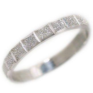 楽天 ホワイトゴールド 結婚指輪 マリッジリング スターダスト ペアリング K10wg 指輪, タガタグン 6d367bfa