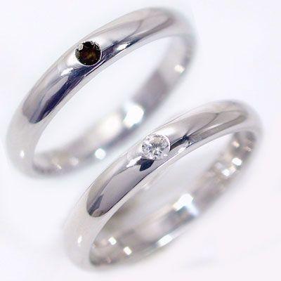 買得 プラチナ ダイヤモンド ブラックダイヤ 結婚指輪 0.02ct マリッジリング 甲丸 ペアリング ペア 2本セット ペア Pt900 指輪 ダイヤ 0.02ct 甲丸 ストレート, ミリタリーベース:2c84156e --- airmodconsu.dominiotemporario.com