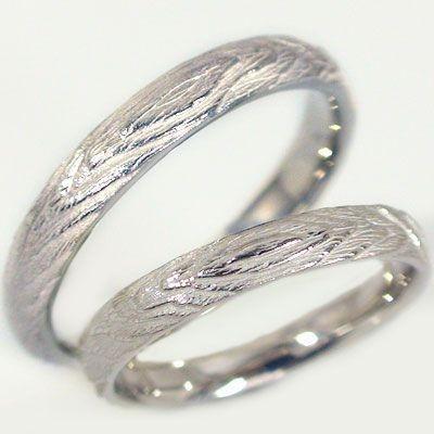 開店祝い ホワイトゴールド 結婚指輪 マリッジリング ペアリング ペア 2本セット K18wg 指輪, くろがねっとSHOP 71edb9b2
