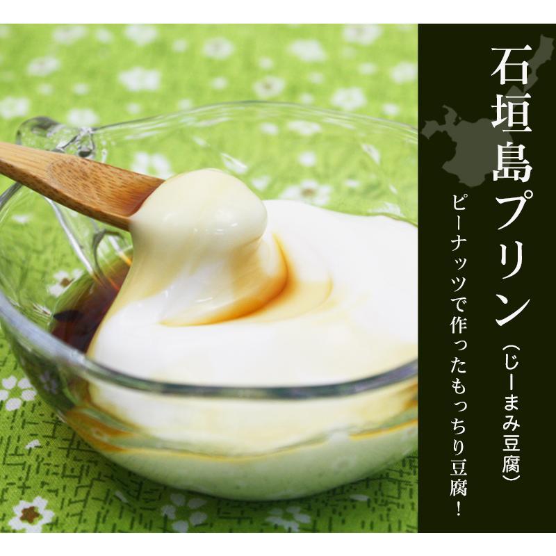 石垣島プリン じーまみ豆腐 100g×10個 (送料無料) ジーマーミ豆腐 maasanichi 04