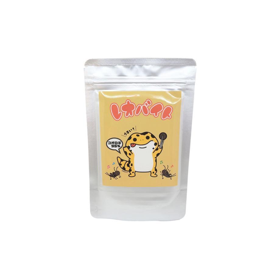 コオロギ粉末 レオバイト ライト LEOBAIT 爬虫類のエサ LIGHT 現金特価 ヒョウモントカゲモドキ レオパ 新商品