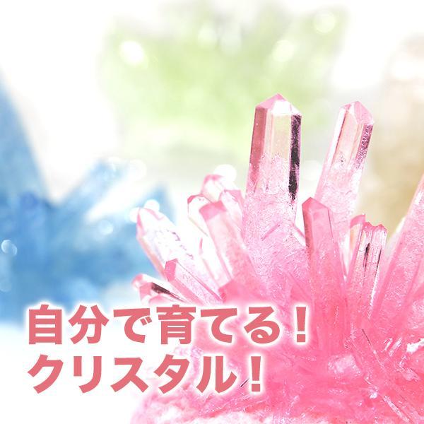 マジッククリスタル Magic Crystal おとぎの国 手作り クリスタル 日本産 育てる 雑貨 巣ごもりグッズ 工作 おもちゃ 値下げ 自由研究