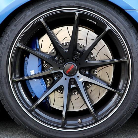 BMW F10 / M5 & FXX/ M6 用 Rdd製オリジナル純正置き換え フロントブレーキローターキット macars-onlineshop 02