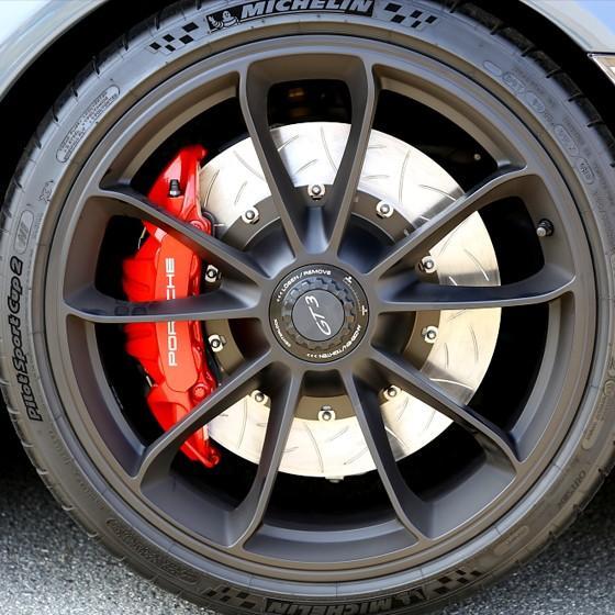ポルシェ 911/ 991.2 GT3 用 Rdd製オリジナル純正置き換え フロントブレーキローターキット|macars-onlineshop|05