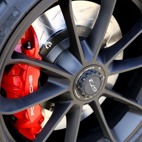 ポルシェ 911/ 991.2 GT3 用 Rdd製オリジナル純正置き換え フロントブレーキローターキット|macars-onlineshop|06