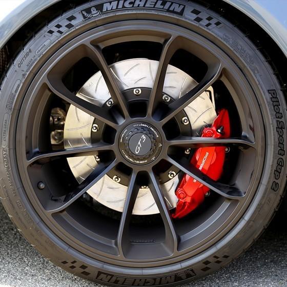 ポルシェ 911/ 991.2 GT3 用 Rdd製オリジナル純正置き換え リアブレーキローターキット macars-onlineshop 05