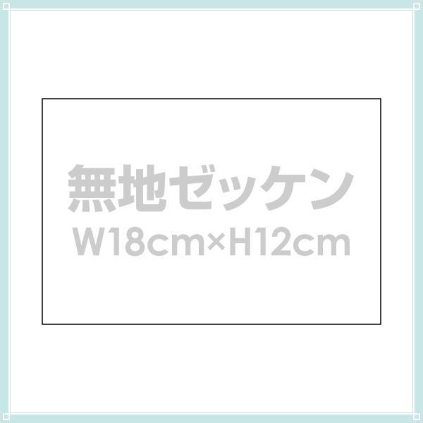 ゼッケン 無地手書きゼッケン布 最安値 W18cm×H12cm 売買