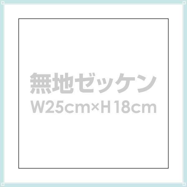 ゼッケン マーケット キャンペーンもお見逃しなく 無地手書きゼッケン布 W25cm×H18cm