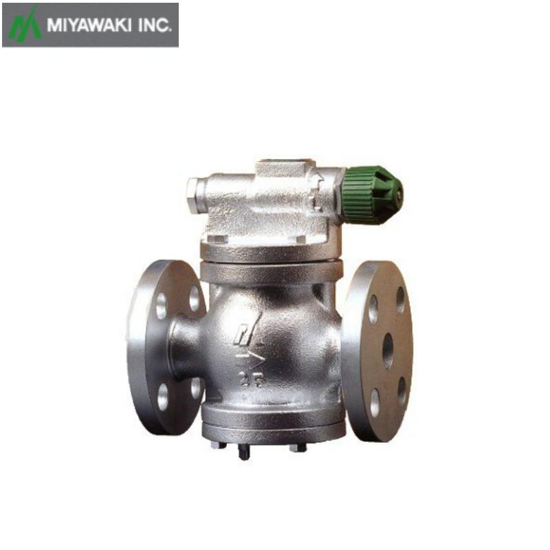 ミヤワキ RE10N-15A 蒸気用減圧弁