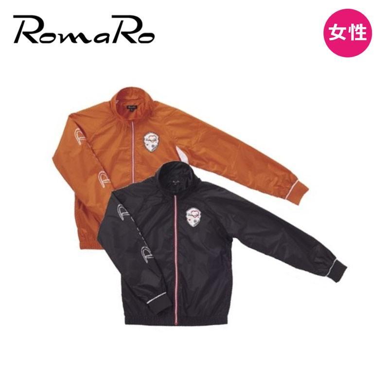 ロマロ メガヒート RX モック ソフトシェル 長袖 モックネック レディス ウインドブレーカー K-RM 1015 RomaRo Mega Heat RX Ladies WIND BREAKER 16