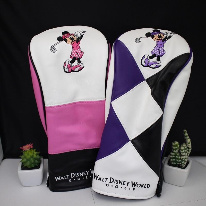 2019年入荷しました!ウォルトディズニーワールド マグノリアゴルフコース ミニーマウス ヘッドカバー ドライバー用 18ss
