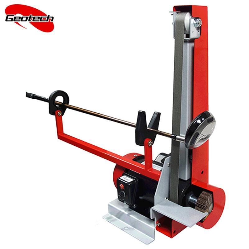 【カスタム用工具】 Geotech ジオテック シャフト&ソケット研磨機 クラブ修理・改造工具 Golf Custom tool 【18ss】
