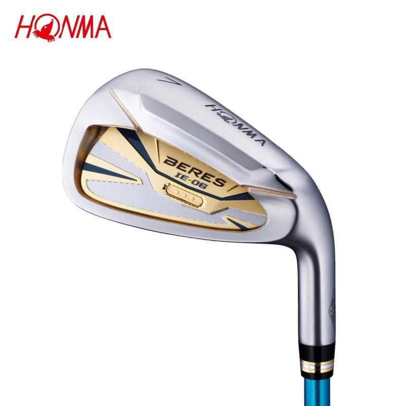 3Sグレード 本間ゴルフ ホンマ ベレス IE-06 単品アイアン(#5/SW) ARMRQX 43 カーボンシャフト [ HONMA BERES IRON ] 【18ss】