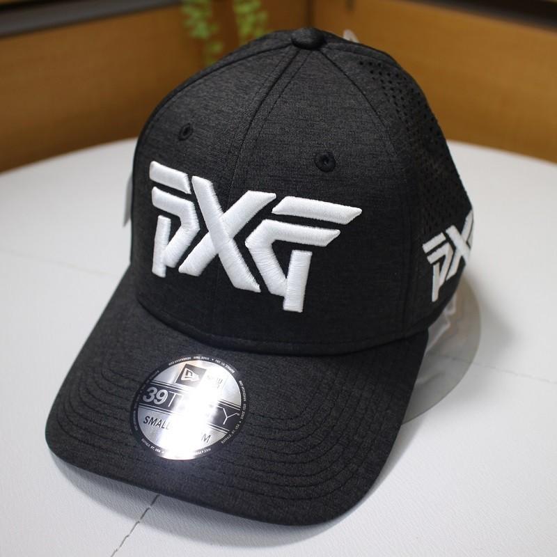 在庫あります!PXG GOLF ゴルフ キャップ ダークグレー ハーフメッシュタイプ SからMサイズ パーソンズエクストリームゴルフ PARSONS XTREME GOLF HAT 19au