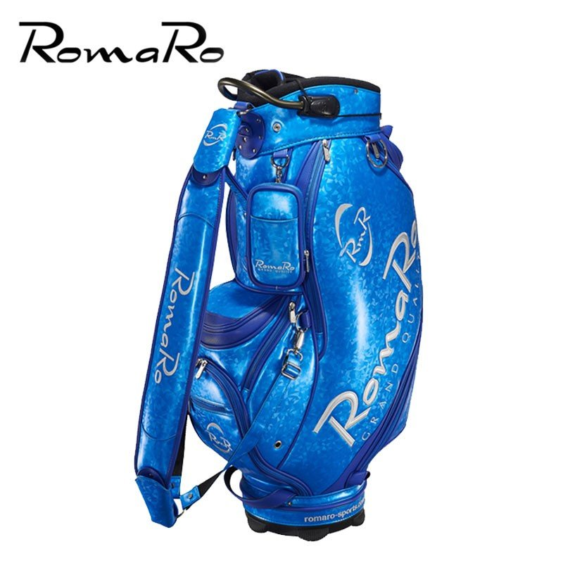 ロマロ プロモデル キャディバッグ 4.8kg / 9.5型x47インチ 全6色 2019年モデル RomaRo PRO MODEL CADDIE BAG 19sm