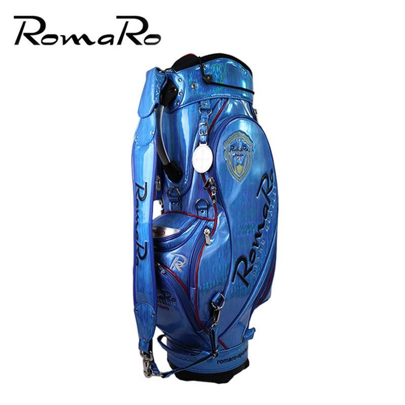 ロマロ プロモデル プレミアム キャディバッグ (4.8kg / 9.5型×47
