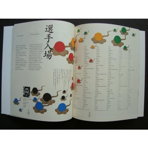 「長野オリンピック開会式・閉会式プログラム(2冊セット)」[B170155] machinoiriguchi2 04