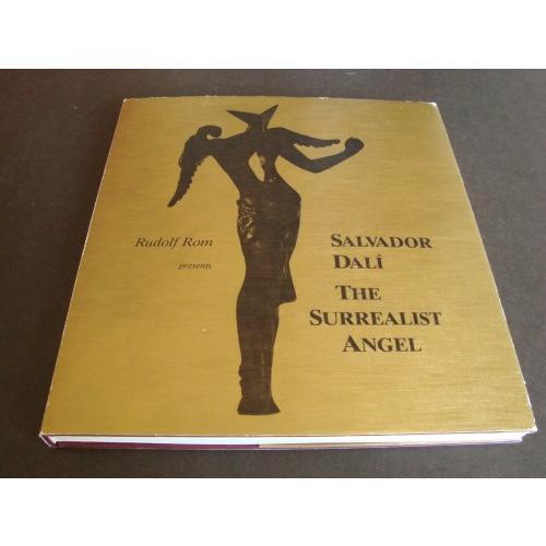 「サルバドール・ダリ シュルレアリストの天使(Salvador Dali The Surrealist Angel)」[B190067]|machinoiriguchi2|02