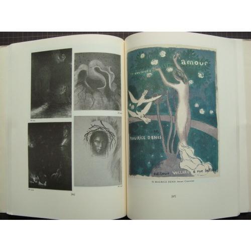 「ヴォラール Ambroise Vollard Editeur Les Peintres-Graveurs 1895-1913」[B190097]|machinoiriguchi2|04