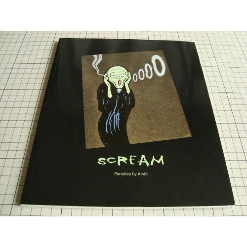 「叫び - アルヴィドによるパロディ(Scream - Parodies by Arvid)」[B190111]|machinoiriguchi2|02