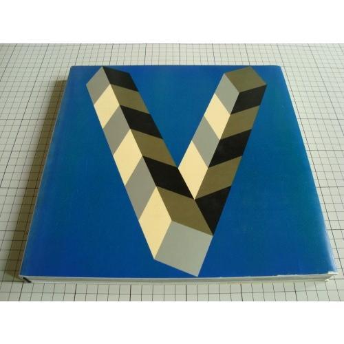 「ヴァザルリー作品集 第4巻(Vasarely 4)」[B190124] machinoiriguchi2 02