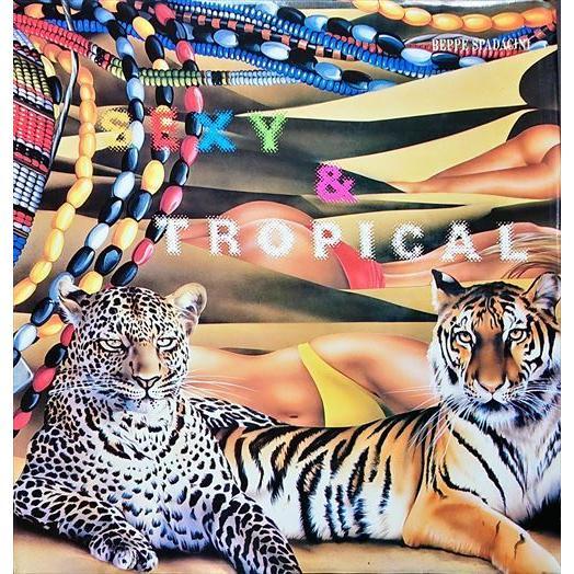 「ベッペ・スパダチーニ作品集 セクシー&トロピカル(Beppe Spadacini : Sexy & Tropical)」[B210002] machinoiriguchi2