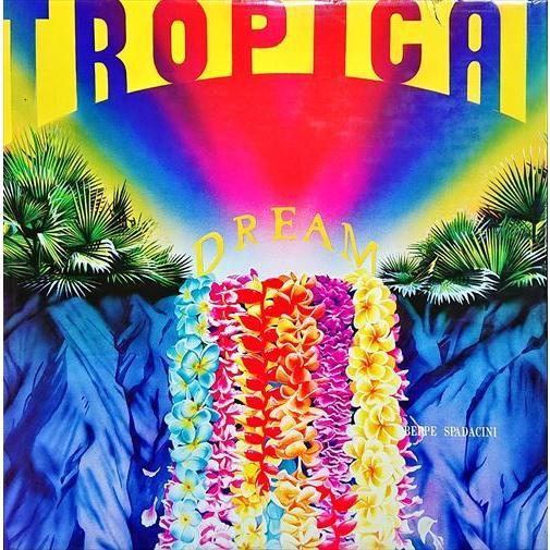 「ベッペ・スパダチーニ作品集 トロピカルドリーム(Beppe Spadacini : Tropical dream)」[B210003]|machinoiriguchi2