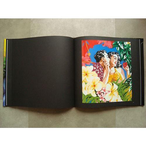 「ベッペ・スパダチーニ作品集 トロピカルドリーム(Beppe Spadacini : Tropical dream)」[B210003]|machinoiriguchi2|03