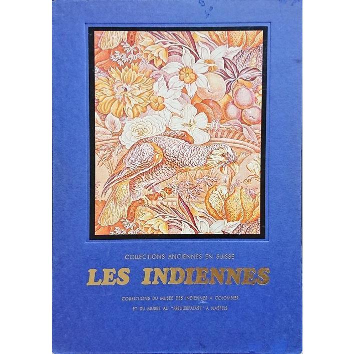 「スイス オールド コレクション「アディアン」(les indiennes Collections anciennes en suisse)」[B210006]|machinoiriguchi2
