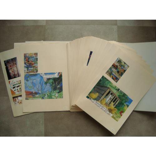 「ヨーロピアン・ラッピング・ペーパー・コレクション No.16(WRAPS European Wrapping Paper Collection)」[B210010]|machinoiriguchi2|03