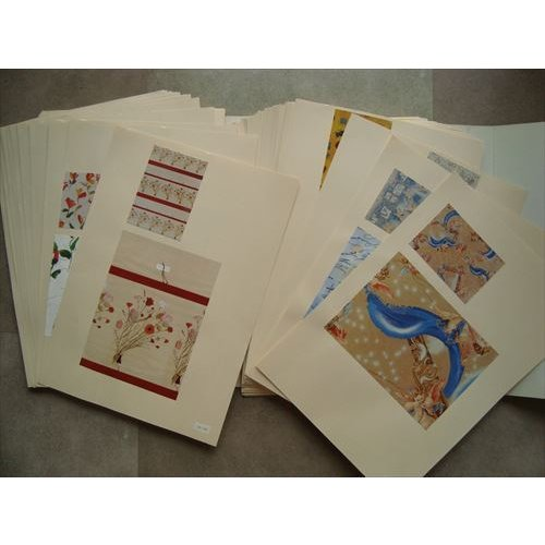 「ヨーロピアン・ラッピング・ペーパー・コレクション No.16(WRAPS European Wrapping Paper Collection)」[B210010]|machinoiriguchi2|04