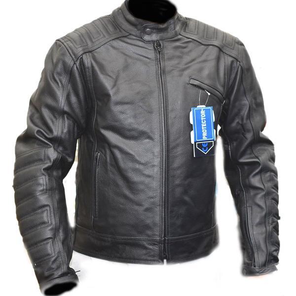 発売モデル 流行のアイテム 激シブ 完全防備UKシングルライダースジャケット黒 柔らかいバッファローレザー採用 本革