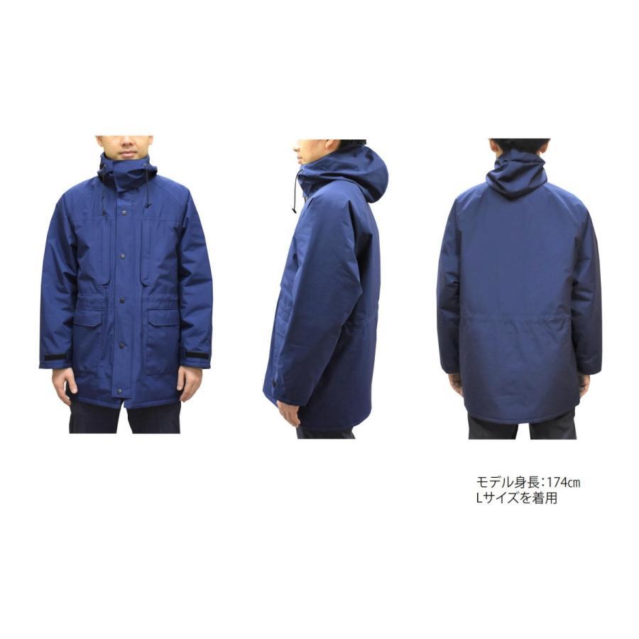 MAEGAKI H01 GORE-TEX WARM JACKET 作業用 ゴアテックス 防寒 レインウェア ジャケット maegaki 02