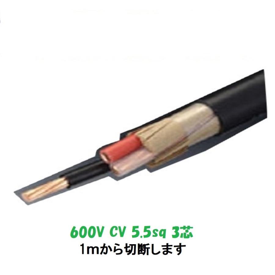 Cv ケーブル