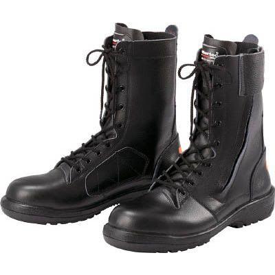 ミドリ安全 踏抜き防止板入り・ゴム2層底安全靴25.5CM RT731FSSP-4-25.5