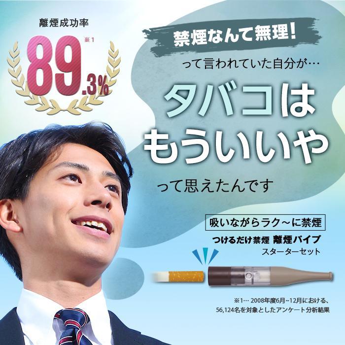 離煙パイプ 公式 禁煙グッズ 吸いながら 禁煙 禁煙パイポ 禁煙フィルター|magical-inc|03
