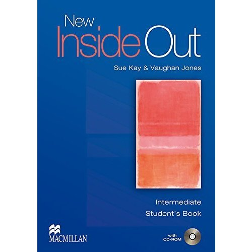 New ※ラッピング ※ Inside Out Inter Student CD-Rom w 公式 Book Pk