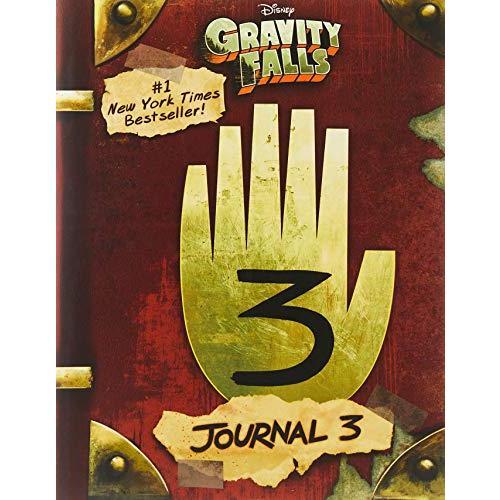 Gravity Falls: 超定番 セール Journal 3